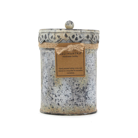 The Home Victorian Tin Tall Candle-TVN-8
