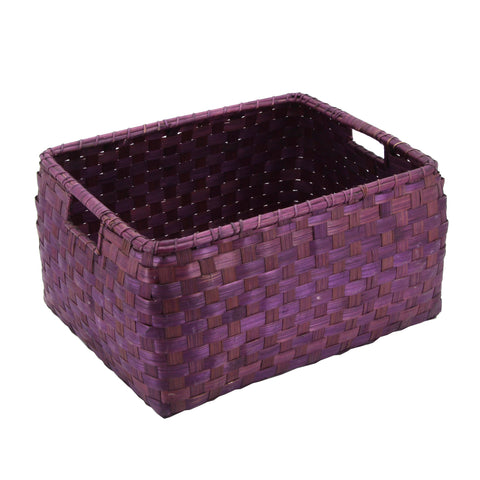 The Home Basket RRL3A Purple