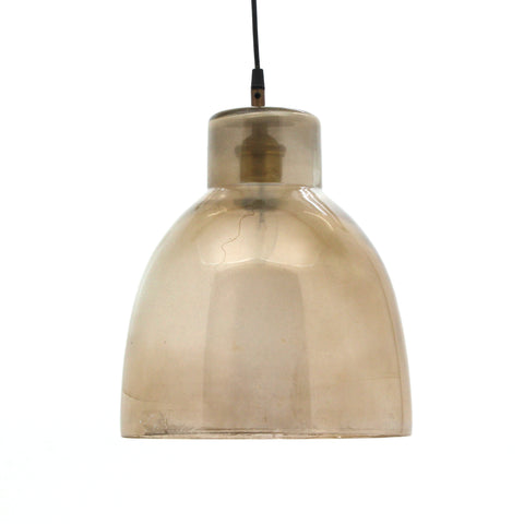 The Home Glass Pendent 8103 SLVR