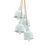 The Home Hanging Pendent Lamps Set Of 4 White - ACL01