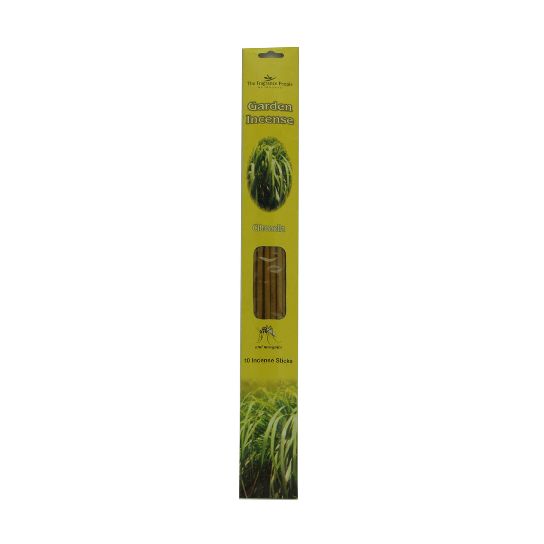 The Home 10 Jumbo Citronella Incense Stick