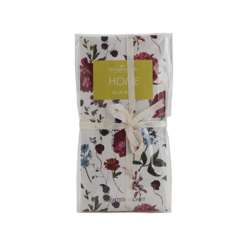 The Home Sachets Blue Bell Set Of 2