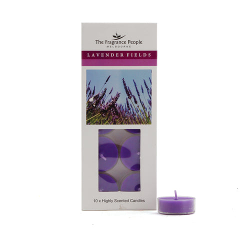 The Home Lavender Fields 10*Tealights