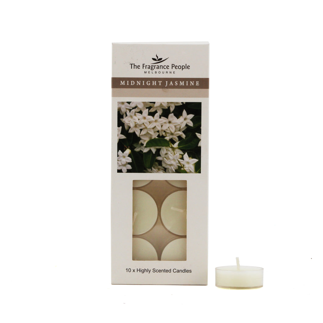 The Home Midnight Jasmine 10*Tealights