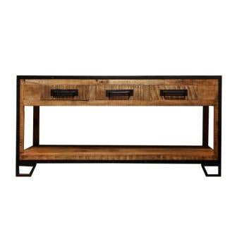 The Home Wooden Console Table