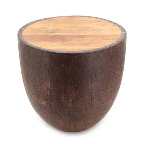 The Home Palm Tree Stool Medium