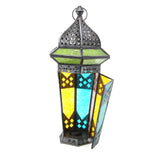 The Home Hanging Lantern Hexagonal D087