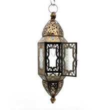 Load image into Gallery viewer, The Home Hanging Lantern Hexagonal G183