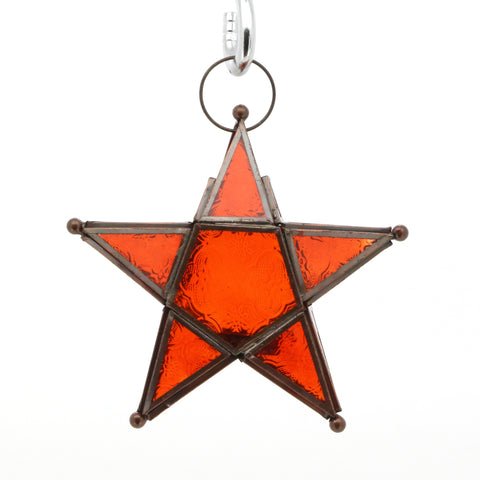 The Home Star Antique Zinc Orange G40