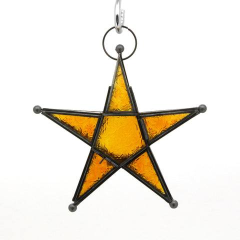 The Home Star Antique Zinc Yellow BJ001