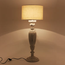 Load image into Gallery viewer, The Home Table Lamp Carving Straight Big