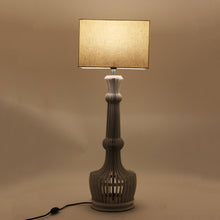 Load image into Gallery viewer, The Home Table Lamp Mesh With Shade