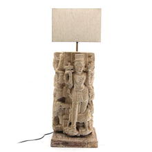 Load image into Gallery viewer, The Home Stone Figure Lamp T10