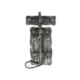 The Home Hand Forged Iron Hardware Iron Door Latch MS-40