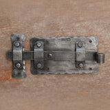 The Home Hand Forged Iron Hardware Iron Door Latch MS-42