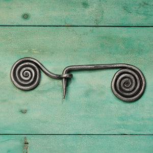 The Home Hand Forged Iron Hardware Iron Gate Hook HC-385
