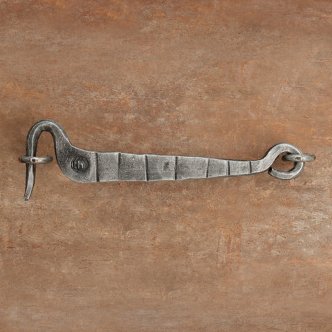 The Home Hand Forged Iron Hardware Iron Gate Hook MS-39
