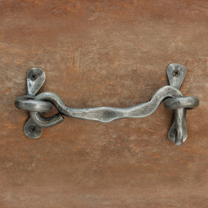The Home Hand Forged Iron Hardware Iron Gate Hook MS-43
