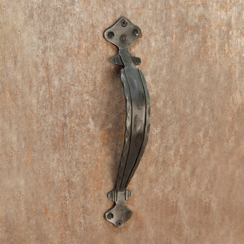 The Home Hand Forged Iron Hardware Iron Handle HC-401
