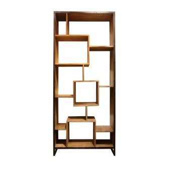 The Home Wooden Book Rack 8506