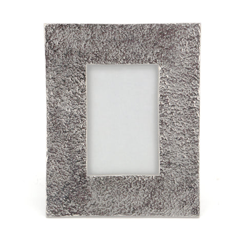 Metallic Photo Frame Silver Big 8X10 Inch