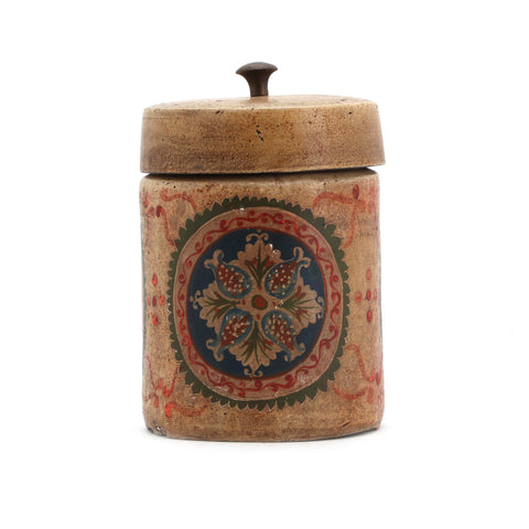 The Home Painted Canister 141499 Cream
