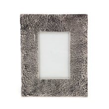 Load image into Gallery viewer, The Home Metallic Photo Frame Silver Very Big 9X11 Inch