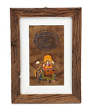 The Home Miniature Stamp Painting Frame
