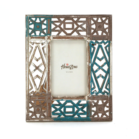 The Home Wooden Photo Frame Big