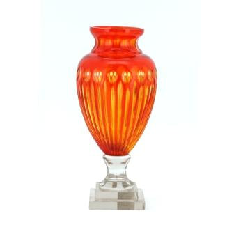 The Home Vase Red 11031