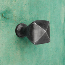 Load image into Gallery viewer, The Home Hand Forged Iron Hardware Iron Knob HC-1158-2.5x2.5x5.5CM