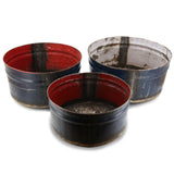 The Home Planter Pot Set Of 3-4860-62