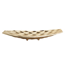 Load image into Gallery viewer, The home Tray Planter Gold GD1479