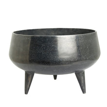 Load image into Gallery viewer, The Home Pot Planter With Legs Black CB1639-A