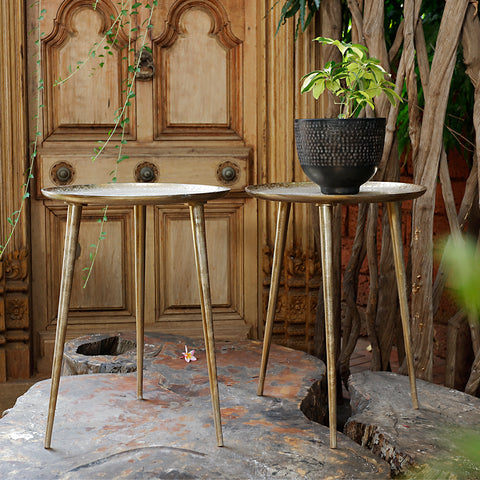 The Home Table Stand Big Gold BG1635-A