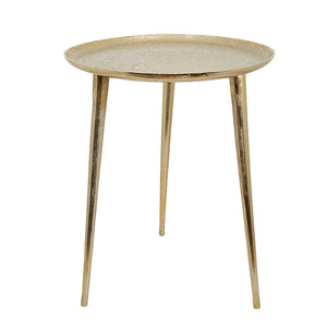The Home Table Stand Small Gold BG1635-B