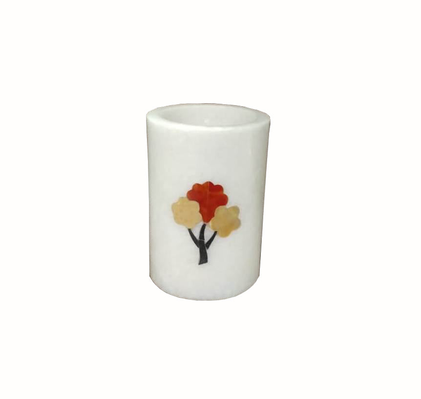 The Home Marble Tumbler Tree Inlay
