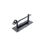 The Home Hand Forged Iron Hardware Iron Toilet Paper Holder HC-134