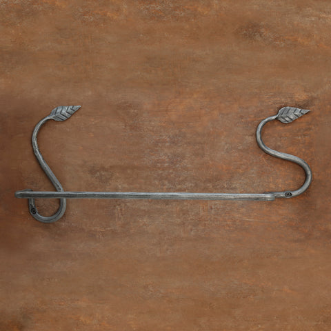 The Home Hand Forged Iron Hardware Iron Towel Hanger HC-346
