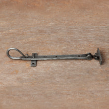 Load image into Gallery viewer, The Home Hand Forged Iron Hardware Iron Window Stay Medium HC-867B