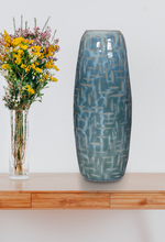 Load image into Gallery viewer, The Home beautiful Vase Sea Blue 913-12