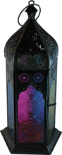 Load image into Gallery viewer, The Home Hanging Lantern Antique Multicolor G61