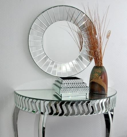 Beautiful Sun Shape Wall Mirror VDR-420