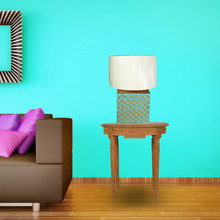 Load image into Gallery viewer, The Home Table Lamp Square