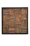 The Home Wall Square Panel 3D