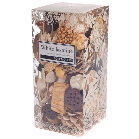 The Home White Jasmine Scented Pot Pourri