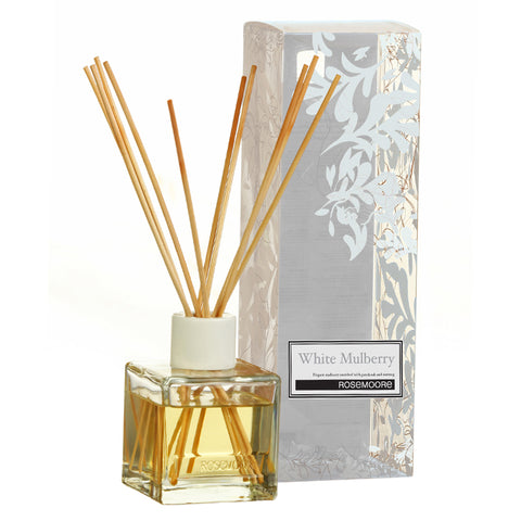 The Home White Mulberry Reed Diffuser
