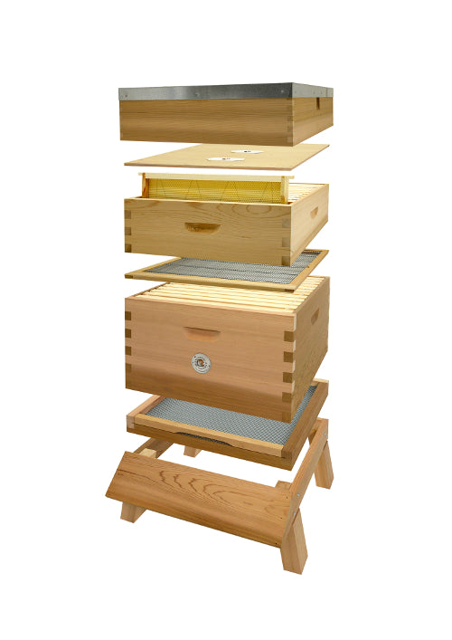 commercial hive national bee supplies