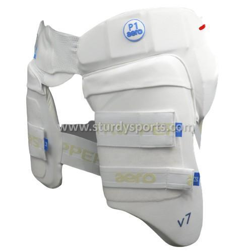 Aero P1 Combo Thigh Guard (Small) Sturdy Sports