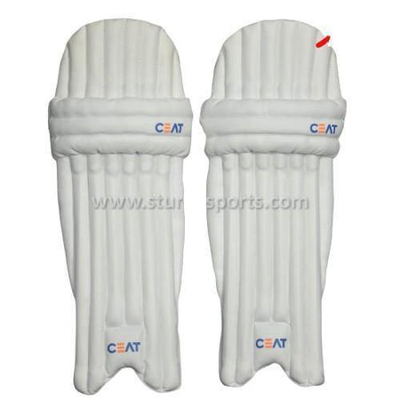 Ceat Gripp Master Batting Pads - Youth Sturdy Sports